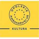 Logo opolska namasadorka ue z nazwą kategorii: kultura