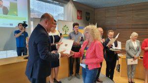 """Podpisanie aneksu w projekcie """"Opolskie szkolnictwo zawodowe dla rynku pracy"""""""